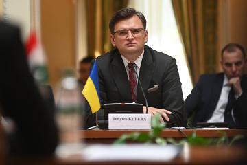 Gdyby Ukraina była członkiem NATO, Rosja nie zaatakowałaby w 2014 roku – Kuleba