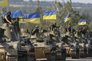 EU und G7 fordern Russland auf, militärische Provokation an Grenzen zur Ukraine zu stoppen