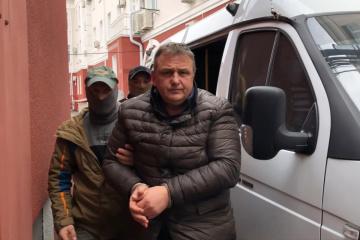 U.S. Embassy calls on Russia to release journalist Yesypenko