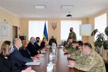 Armed forces of Ukraine and Sweden to cooperate in establishing mine action center