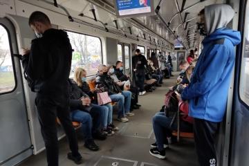 ウクライナのコロナ感染状況、最も低い「緑」評価