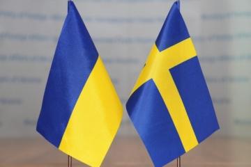 Las Fuerzas Armadas de Ucrania y Suecia cooperarán en el establecimiento de un centro de acción contra las minas