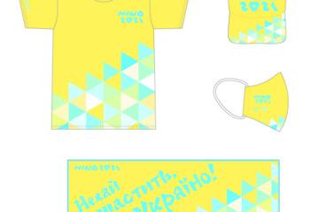 明星大学デザイン学部学生、ウクライナ応援のユニフォーム作成
