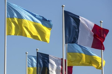 President's Office confirms Zelensky's visit to France on April 16