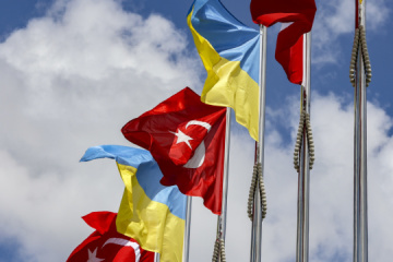 Turkish defense minister delivers statement on situation in eastern Ukraine