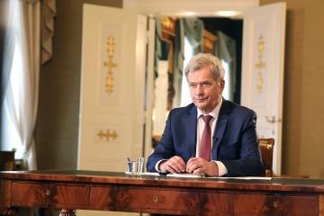 Finnischer Präsident ruft Putin auf, Spannungen an ukrainischer Grenze abzubauen