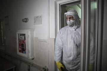 Kyiv extends strict quarantine restrictions until April 30
