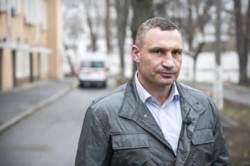 Кличко рассказал о разговоре со Шмыгалем после своего предложения о локдауне
