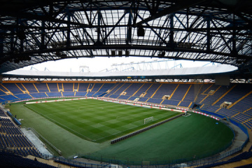 Сборная Украины может сыграть все три товарищеских матча в Харькове