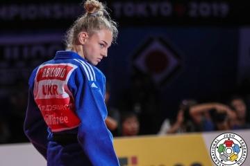 Дарья Белодед выступит в первый день чемпионата Европы по дзюдо