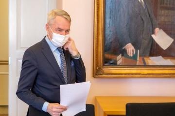 Россия своими действиями ухудшает ситуацию с безопасностью в Европе - глава МИД Финляндии