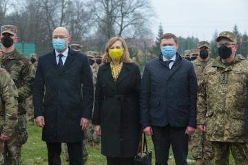 Штаты могут увеличить количество инструкторов для украинской армии