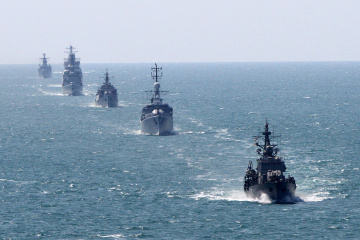 Блокированием судоходства в Черном и Азовском морях Россия нарушает международное право - ЕС