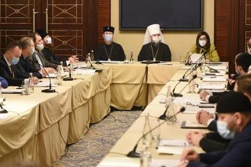 Всеукраинский совет церквей призвал к экологическому сознанию