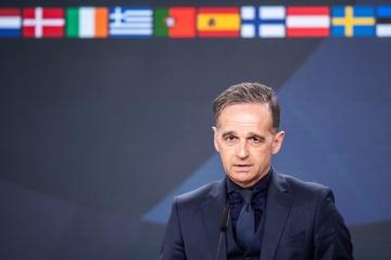 Maas: La UE no ve la soberanía de Ucrania como moneda de cambio: