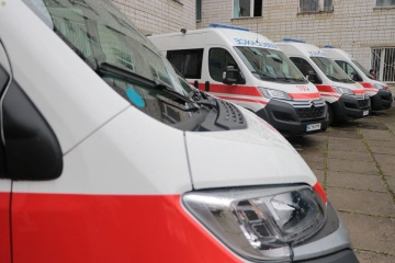 Coronavirus en Ukraine : 1 961 956 cas au total, dont 8 940 en 24 heures