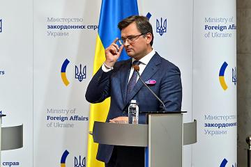 Kuleba pide a la UE que se desconecte a Rusia de SWIFT