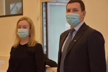 Yenin: Ucrania hará todo lo posible en los tribunales para recuperar el oro escita