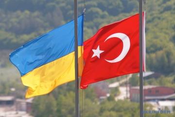 L'Ukraine est prête pour une coopération avec la Turquie dans le domaine spatial