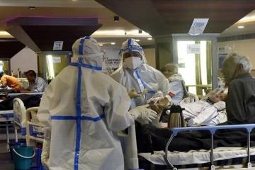 Na Ukrainie odnotowano 3509 nowych przypadków koronawirusa