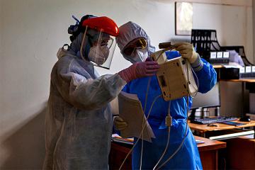 Salud notifica 5.062 nuevos contagios de Covid-19