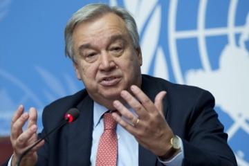 Guterres: No se debe olvidar el sufrimiento de los cientos de miles de afectados por el desastre de Chornobyl