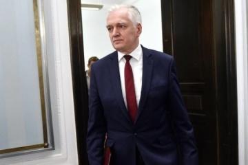 Stellvertretender polnischer Premierminister Gowin besucht die Ukraine