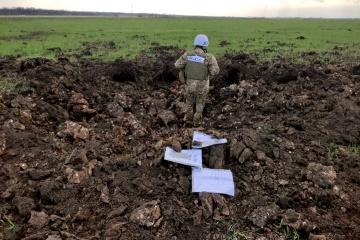 Okupanci na Wschodzie złamali zawieszenia broni w pobliżu miejscowości Wodjane
