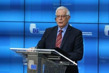 Borrell: Rusia debe dejar de pretender que es mediadora en el conflicto del este de Ucrania