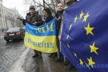 UE pide a Ucrania que refuerce su capacidad institucional para la integración europea
