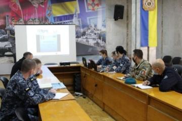 Die Ukraine und Rumänien werden gemeinsame Übungen Riverine-2021 durchführen