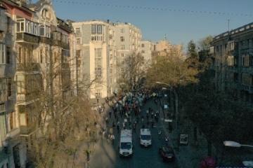 ナチス親衛隊部隊を賞賛する行進がキーウで開催 ウクライナ政権は強く非難