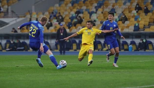 サッカーW杯欧州予選 ウクライナはカザフスタンと引き分け 勝ち点3
