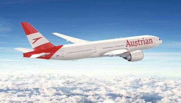 Австрійська авіакомпанія відкриває з травня новий рейс із Запоріжжя до Відня
