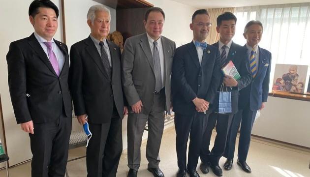 У Токіо представили монографію японського професора про японсько-українські відносини
