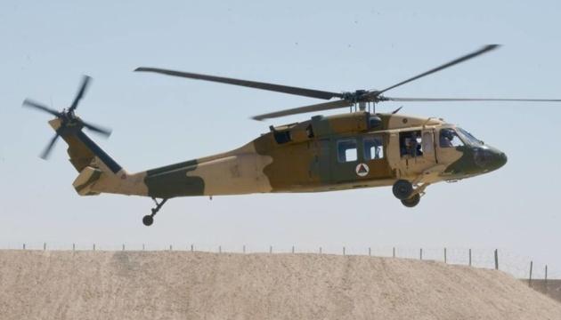 В Афганістані вдруге за останні тижні розбився військовий гелікоптер