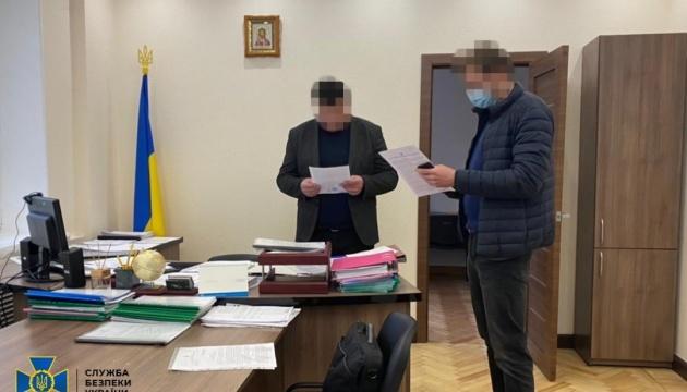 СБУ викрила масштабну схему розкрадання земель чиновниками Держгеокадастру