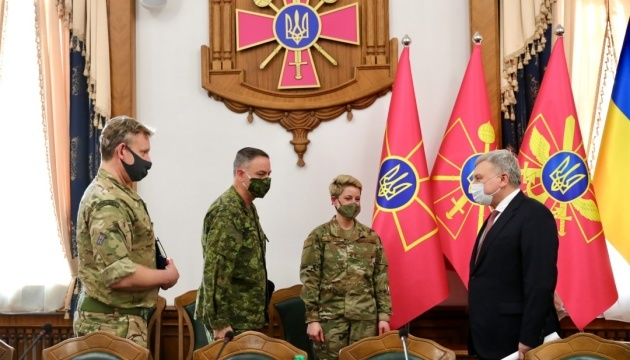 NATO defense attaches assure Ukraine of support for its territorial integrity