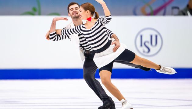 Україна здобула дві олімпійські ліцензії у фігурному катанні