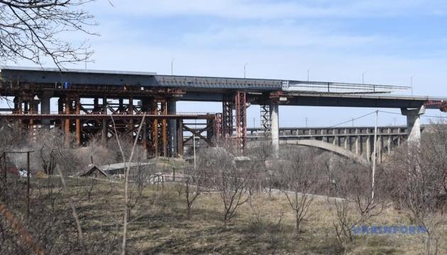 Міст у Запоріжжі будується небаченими темпами - Кирило Тимошенко