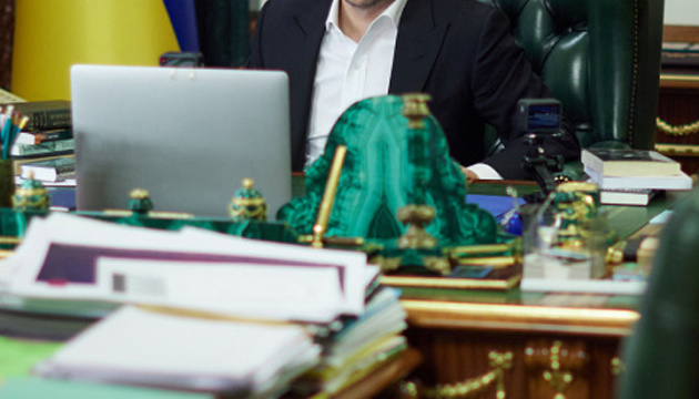 Zelensky on talk with Biden: We stand side by side when it comes to preserving our democracies