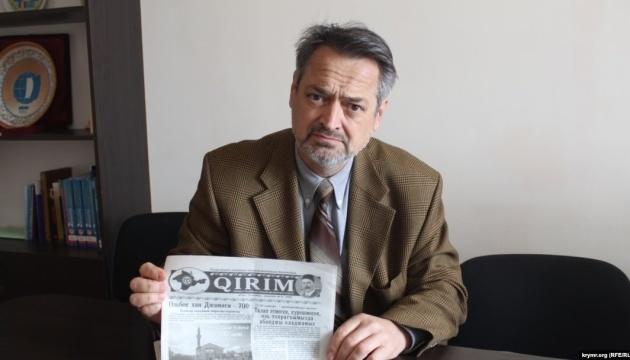 У постпредставництві Президента в Криму засудили переслідування головреда газети Qirim