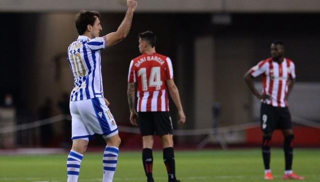 «Реал Сосьєдад» - володар Кубка Іспанії сезону-2019/20