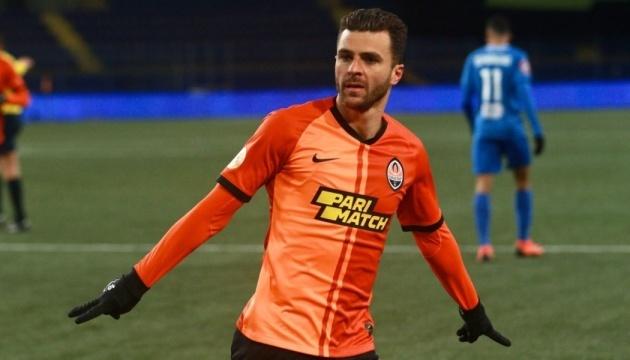 Мораес обошел Ярмоленко в списке лучших бомбардиров чемпионатов Украины