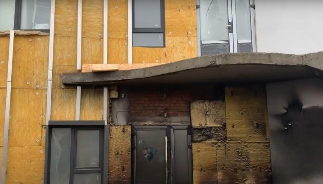 У Києві невідомі підпалили будівлю Центру допомоги онкохворим дітям – Притула