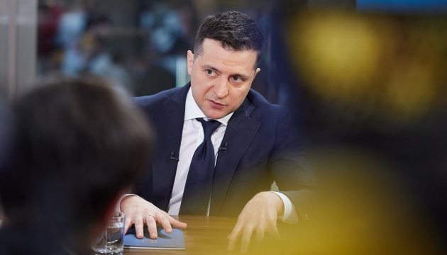 Zelensky: Ukraine interested in infrastructure projects for FIFA World Cup in Qatar