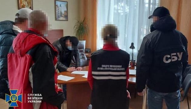 СБУ разоблачила коррупционную схему в Укрзализныце на 20 миллионов