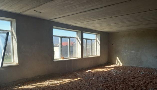 На Прикарпатье закончат сельскую школу, которую начали возводить почти 40 лет назад