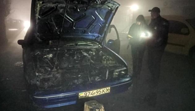 Ексдепутату Рубіжанської міськради спалили авто