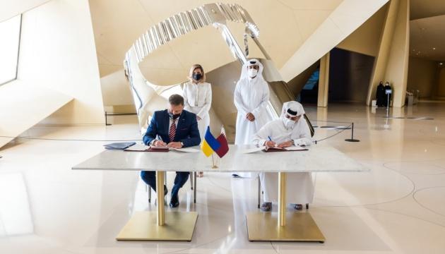 Zelensky: Contratos firmados en Qatar dan luz verde a proyectos conjuntos